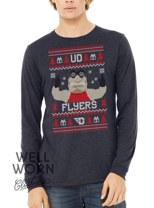 WWCC Flyer Ugly Christmas Tee