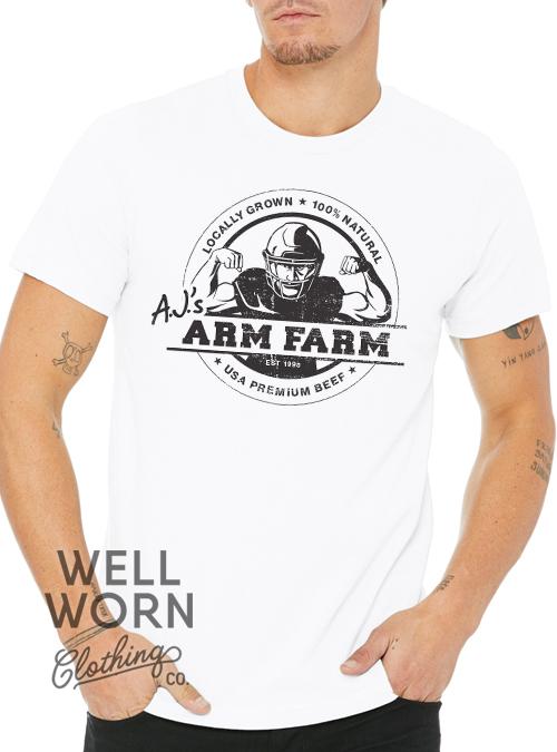 WWCC AJs Arm Farm