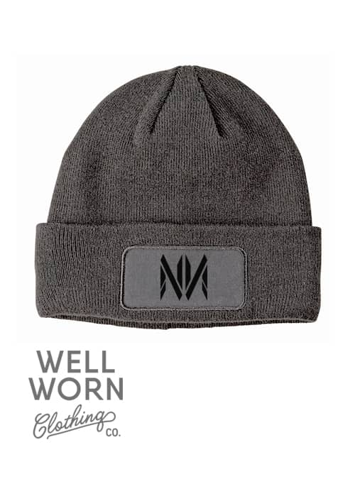 No Name Athletics Beanie | Well Worn Clothing Co.