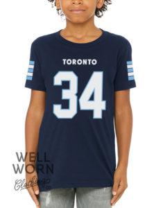 WWCC Toronto Jersey