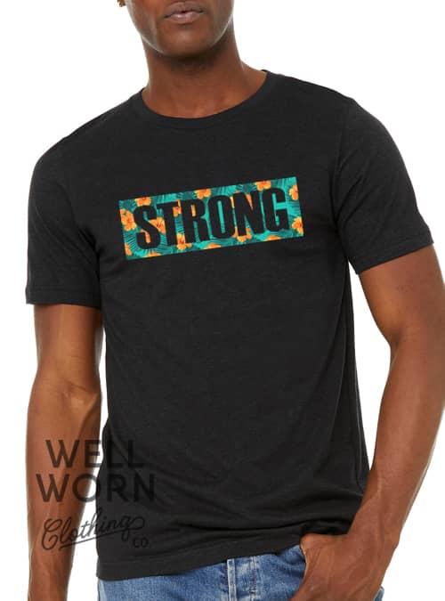 CrossFit Piqua Strong Tee