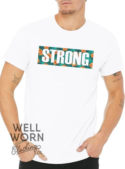 CrossFit Piqua Strong Tee