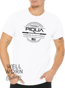 CrossFit Piqua Logo Tee