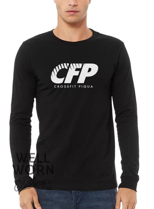 CrossFit Piqua Long Sleeve Tee