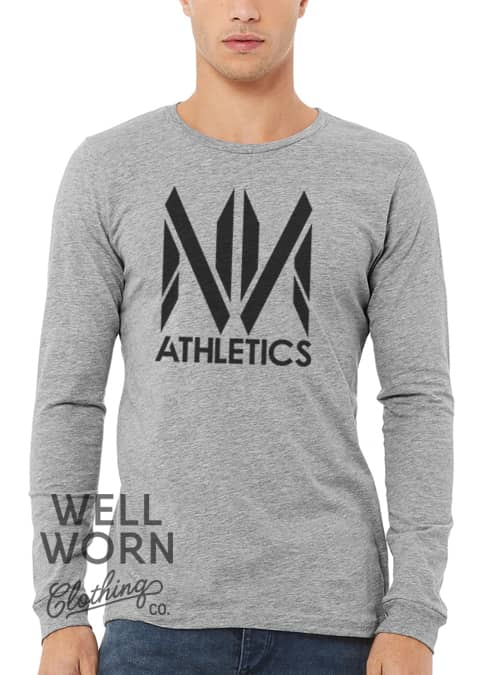 No Name Athletics Long Sleeve Tee