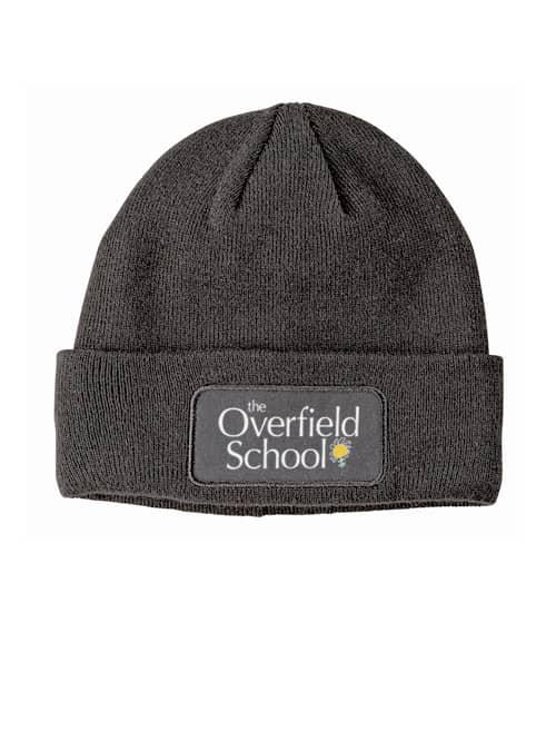 Overfield School Beanie