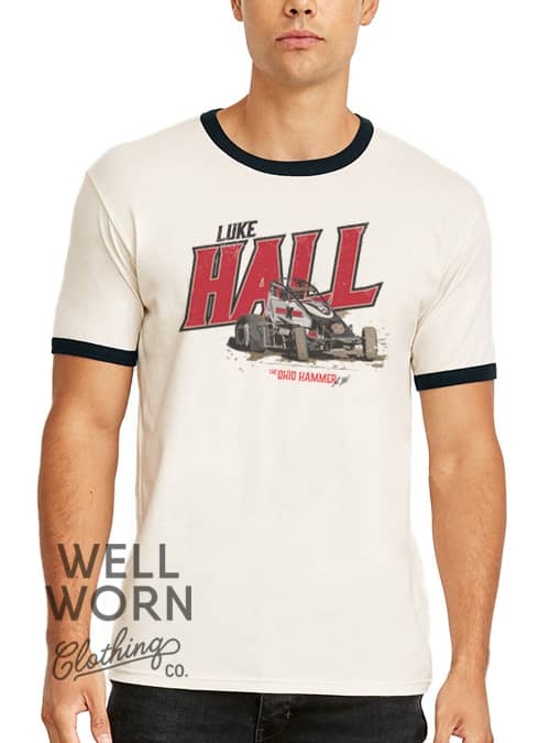 Luke Hall Racing | Well Worn Clothing Co.