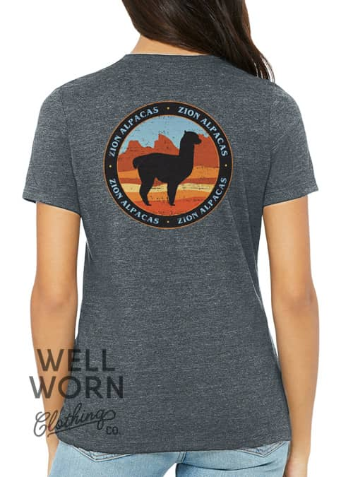 Zion Alpacas | Well Worn Clothing Co.