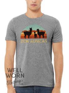 Zion Alpacas | Well Worn Clothing Co.