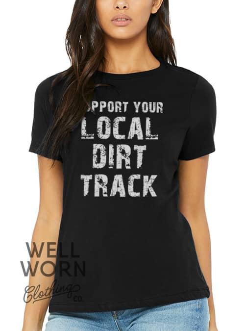 Local Dirt Track Luke Hall Racing | Well Worn Clothing Co.