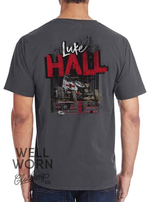 Luke Hall Racing 9n | Well Worn Clothing Co.
