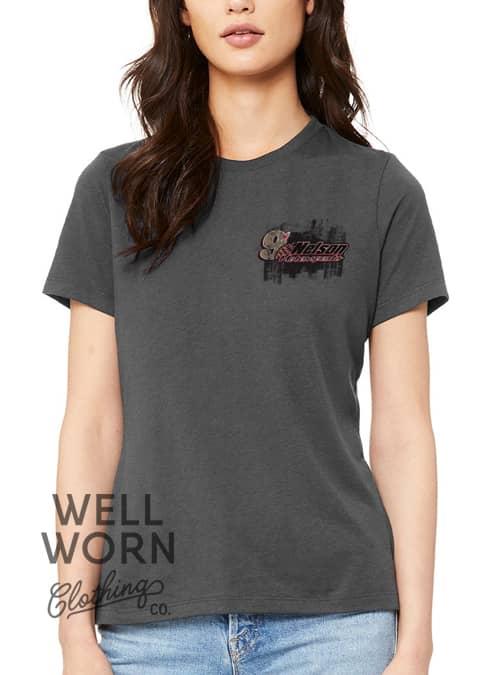 Luke Hall Racing 9n | Well Worn Clothing Co.