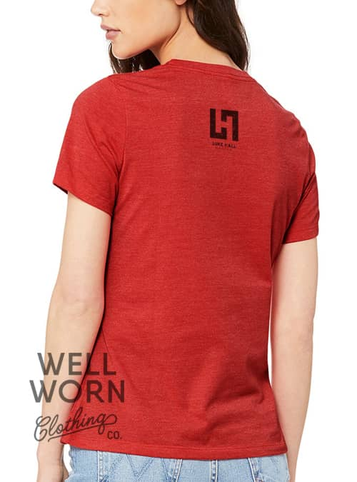 Luke Hall Dirty Rags to Checkered Flags Tee | Well Worn Clothing Co.